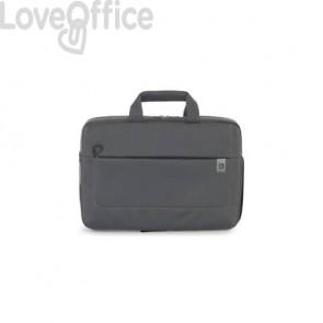 Borsa slim per laptop Tucano Loop in tessuto fino a 13'' nero - BSLOOP13-BK