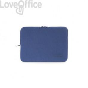 Custodia per laptop Tucano Second Skin® Mélange in neoprene fino a 14'' blu - BFM1314-B