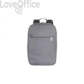 Zaino per laptop Tucano Loop in tessuto fino a 15.6'' nero - BKLOOP15-BK