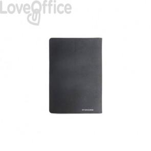 Custodia universale per tablet Tucano Vento in eco-pelle da 9'' a 10'' blu - TAB-VT910-B