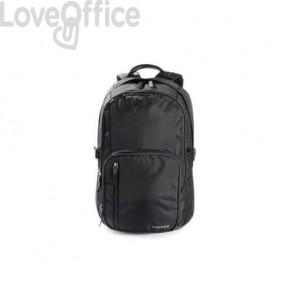 Zaino per laptop Tucano Centro Pack in tessuto fino a 15.6'' nero - BKCEB15