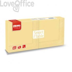Tovaglioli Fato The Smart Table 25x25 cm champagne Conf. 100 pezzi - 82541001