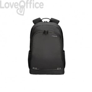 Zaino per laptop Tucano Forte in nylon fino a 15.6'' nero - BKFOR