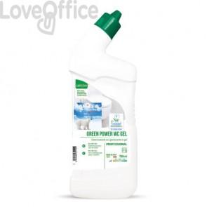 Detergente WC Gel Green Power Sanitec 750 ml 1941