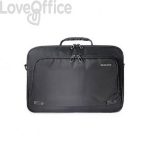 Borsa per laptop Tucano Forte in tessuto fino a 15.6'' nero - BFOR15