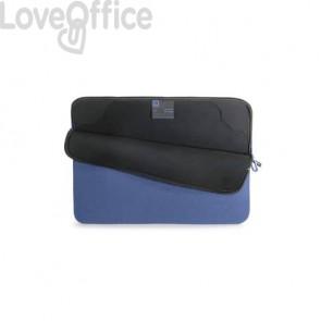 Custodia per laptop Tucano Second Skin® Mélange in neoprene fino a 15.6'' blu - BFM1516-B