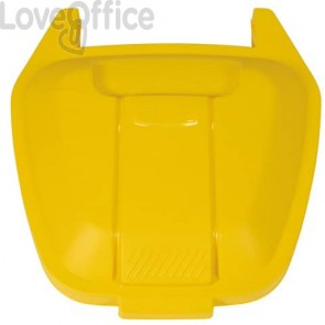 Contenitori portarifiuti Rubbermaid YELLOW R002219