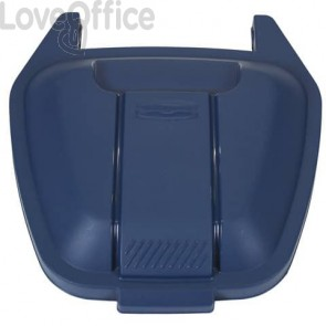 Contenitori portarifiuti Rubbermaid BLUE Rubbermaid BLUE R002223