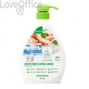 Sapone liquido Sanitec 600 ml  4004