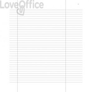 Registro libro soci di SPA data ufficio - righe uso bollo 31x24,5 cm (96 fogli)