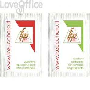 Zucchero semolato FPP in mono porzioni da 5 gr Conf. 200 bustine - GAI-160119