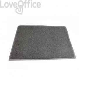 Zerbino antipolvere Floortex Grigio Tempesta FC490150TWISG