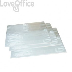 Buste portadocumenti per spedizioni WE PACK Letterbox Trasparente (conf. 500 pezzi)