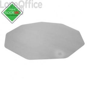 Tappeto protettivo Floortex Trasparente  FR111001009R
