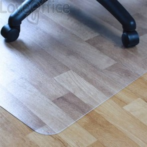 Tappeto protettivo Floortex Trasparente  FR12341525LV