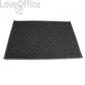 Zerbino antipolvere Floortex Nero FC46090TWIBK