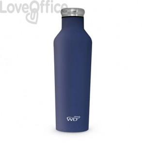Thermos WD Lifestyle caldo/freddo Soft Touch blu 480 ml - WD410 BLU