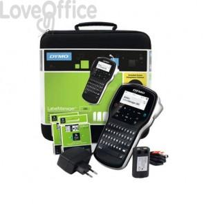 Etichettatrice LabelManager 280 DYMO Nero + accessori 2091152
