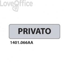 """Adesivo """"privato"""" 1401.066AA"""