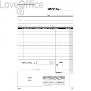 Ricevute Sanitarie registro degli onorari Flex 50/50 copie autoricalcanti 165470000