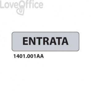 "Cartelli per interni ""Uscita"" 17x4,5 cm Conf. 15 pezzi - 1401.001AA"