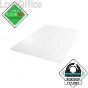 Tappeto protettivo Floortex Trasparente  FR1112123ER