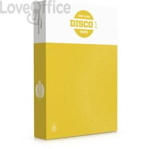 Carta per fotocopie A4 Disco 1 80 g/mq risma 500 ff - 1104434 (pallet da 240 risme)