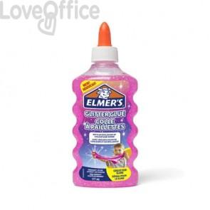 Colla Glitterata Liquida Elmer's Rosa - Flacone 177 ml 2077249