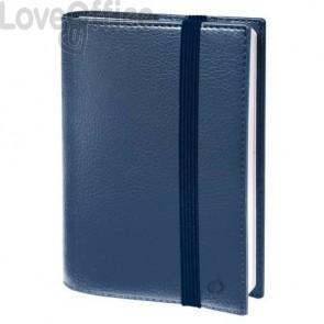 Agenda settimanale 2022 Quo Vadis Time&Life Pocket 10x15 cm blu