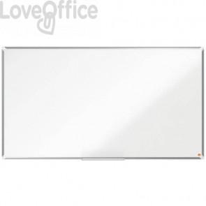 "Lavagna bianca magnetica Nobo Widescreen laccata Premium Plus 70"" - 1550x870 mm 1915373"