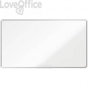 "Lavagna bianca magnetica Nobo Widescreen laccata Premium Plus 85"" - 188x106 cm"