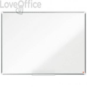 Lavagna bianca magnetica Nobo Premium Plus Smaltata 120x90 cm