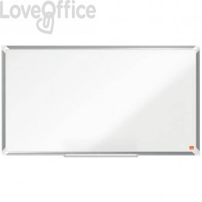 "Lavagna bianca magnetica Nobo Widescreen laccata  Premium Plus 40"" - 890x500 mm 1915371"