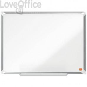 Lavagna bianca magnetica Nobo Premium Plus Laccata 600x450 mm