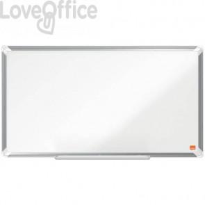 "Lavagna bianca magnetica Nobo Widescreen laccata Premium Plus 32"" - 710x400 mm 1915370"