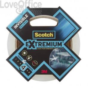 Nastro adesivo extra resistente Scotch® Extremium Invisible 48 mm x 20 m trasparente -  41024820INV