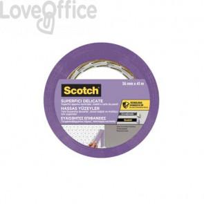 Nastro di mascheratura per superfici delicate Scotch® 2880 36 mm x 41 m viola -