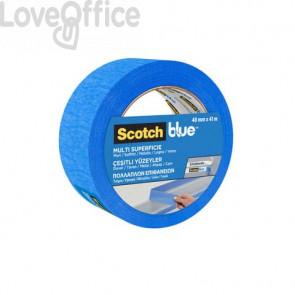 Nastro di mascheratura multisuperficie Scotch® Blue™ 2090 48 mm x 41 m blu - 2090IGT48
