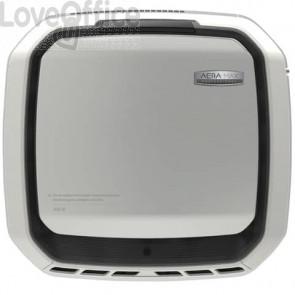 Purificatore d'aria da muro Fellowes Aeramax Pro Am 3 per ambienti fino a 65 m² 50,8x53,3x22,8 cm bianco - 9433401