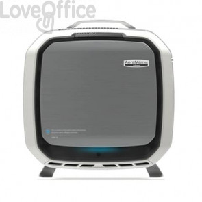 Purificatore d'aria da terra Fellowes Aeramax Pro Am 3S per ambienti fino a 65 m² 62,8x34,1x62,1 cm - bianco - 9450101