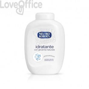 Ricarica sapone Neutro Roberts Idratante con glicerina - 200 ml Conf 2 pezzi - R908133