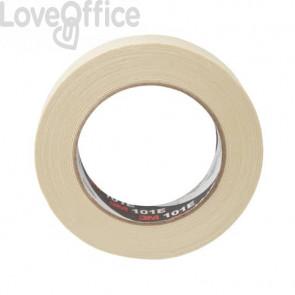 Nastro per mascheratura 3M General Purpose 101E beige 36 mm x 50 m Conf. 6 pezzi - 7100135761