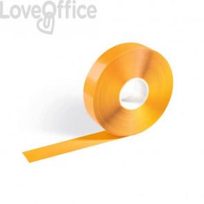 Bobina di nastro adesivo antiscivolo DURABLE DURALINE® 50/05 50 mm x 30 m giallo - 1021-04