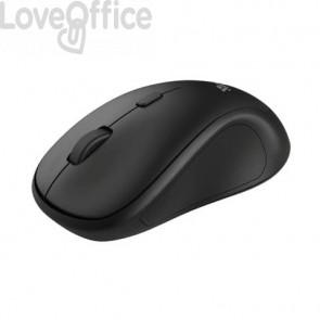 Mouse ottico Wireless Trust TM-250 microricevitore USB 2.0 portata 8 m - nero - 23636
