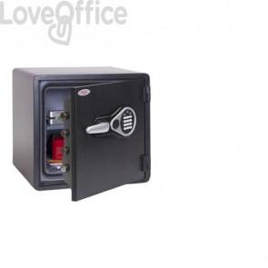 Cassaforte ignifuga water resistant per carta/supporti digitali Security Italia Titan Aqua NT FIRE 017 35 L - FS1292E
