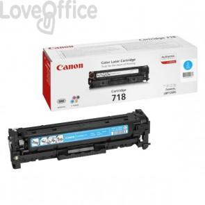 Originale Canon 2661B002 Toner CRG 718 C ciano