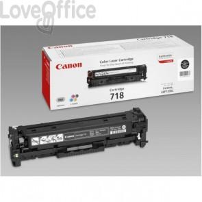 Originale Canon 2662B002 Toner CRG 718 BK nero