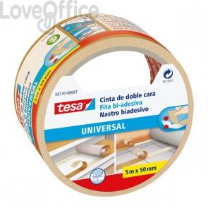 Nastro biadesivo universale Tesa - 50 mm x 5 m - 56170-00007-01