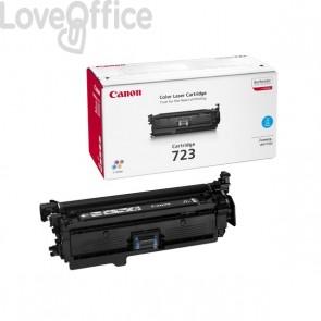 Originale Canon 2643B002 Toner 723 C ciano