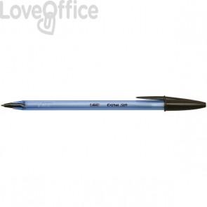 Penne a sfera Cristal Soft Easy Glide Bic - Nero (conf.50)